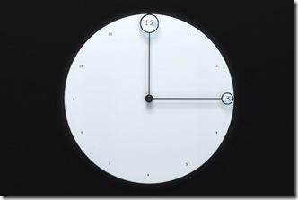Magnifier-Clock