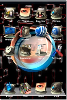3D-iphone-Theme