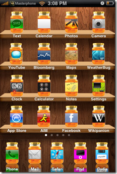 Canded-iphone-Theme