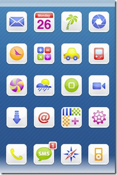Candy-Milk-iphone-Theme