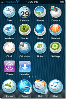 Fin-iphone-Theme