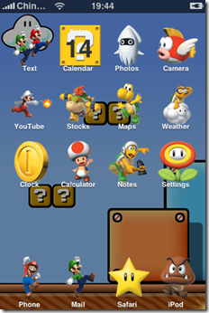 Super-Mario-iphone-Theme