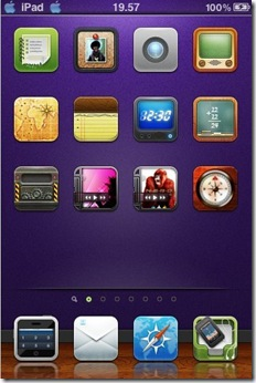 Tendo Mod iPhone Theme