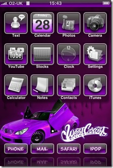 WestCoast-iphone-Theme