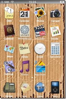 iCard Board-Theme
