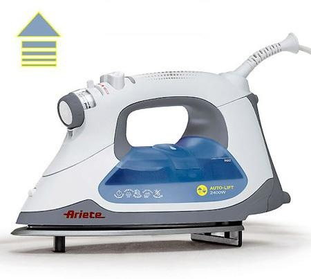 Never burn your clothes again with the auto lift iron tech skipper - How to unwrinkle your clothes with no iron ...